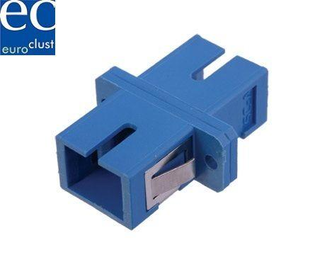 Optical Adapter SC/PC, simplex, SM