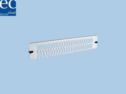 19'' Cable management Patch panel, 2HU