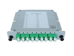 Mini Plug-in Type PLC splitter module